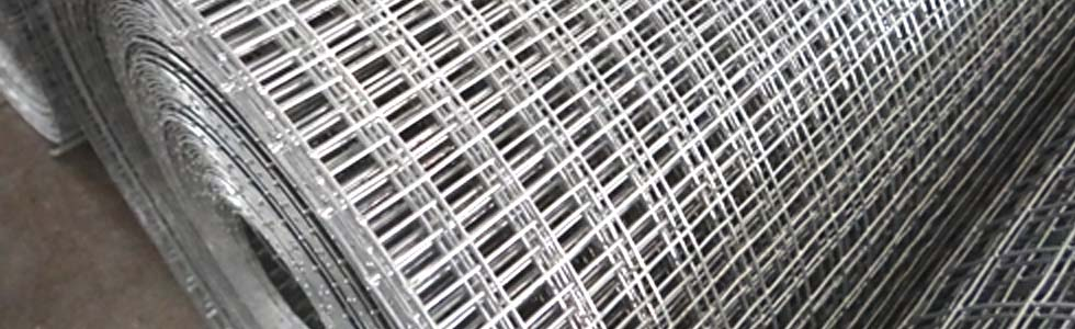 Galv. Welded Wire Mesh